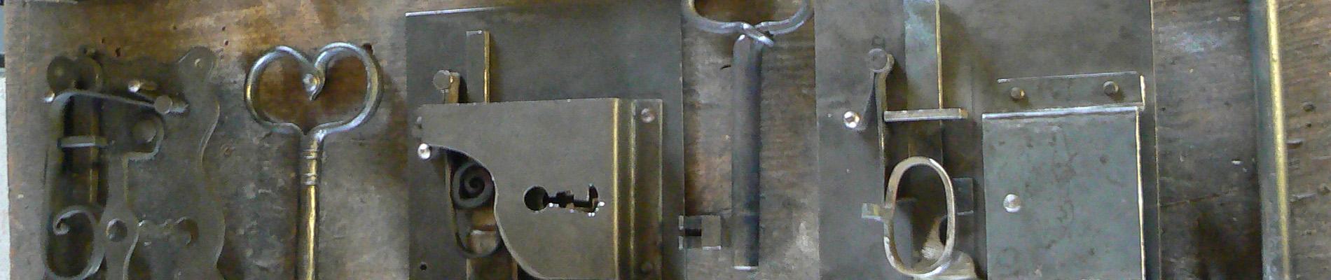 llaves, erraduras, forja, metalmorfosis